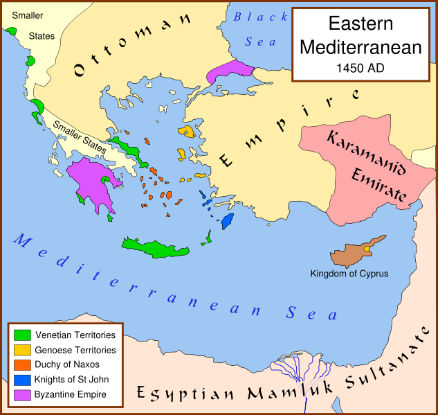 Crusaders and mongols the aftermath of the crusades just before everything was taken by the ottoman turks the only latin possessions are in cyprus the greek islands gumiabroncs Choice Image